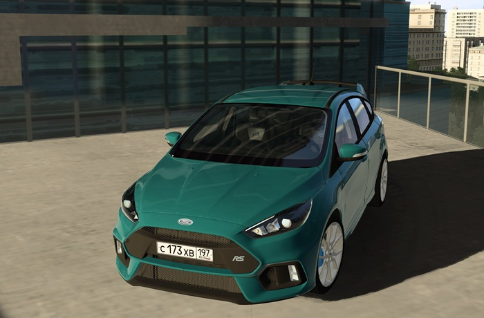 Photo of City Car Driving 1.5.3 – Ford Focus RS 2017 Model Araba Yaması