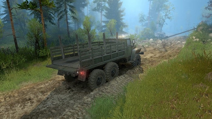 Photo of Spintires 2014 – İki Nehir Harita