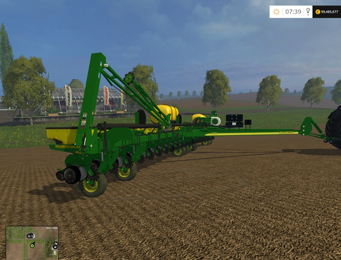 Photo of Farming Simulator 2015 – John Deere 117NT Mibzer Yaması V2