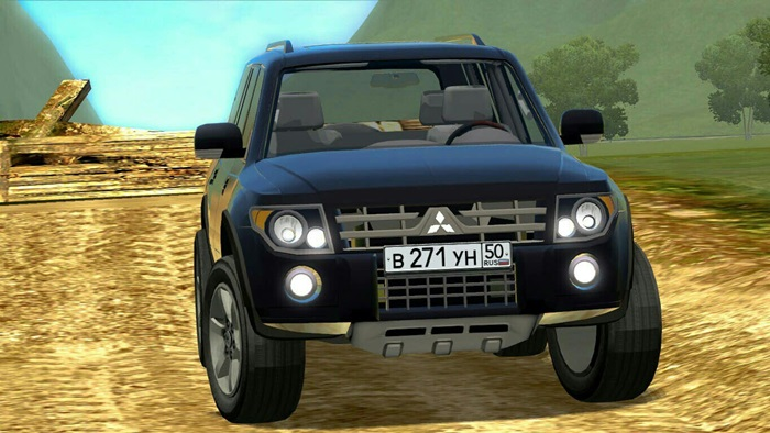 Photo of City Car Driving 1.5.1/1.5.2 – Mitsubishi Pajero Araba Yaması