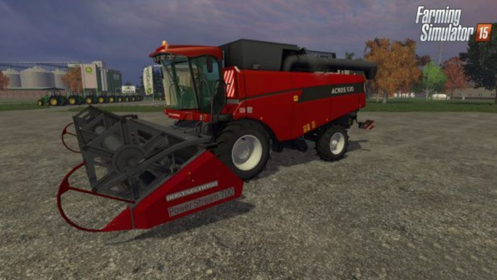 Photo of Farming Simulator 2015 – Rostselmash Acros 530 Biçer Döver