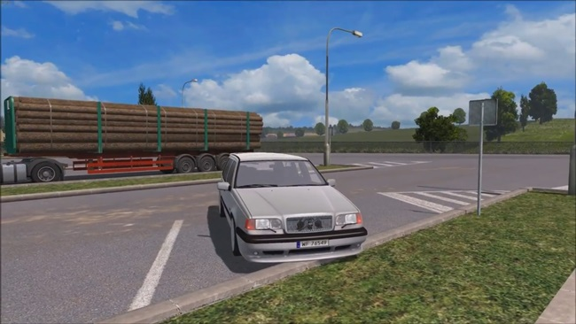 Photo of Euro Truck Simulator 2 – Volvo 850 Araba Yaması V1