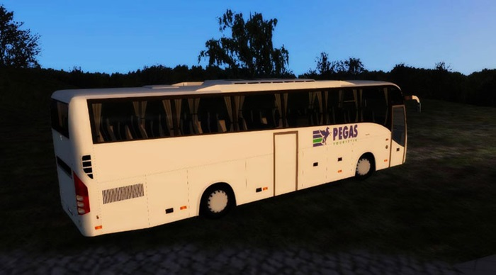 Photo of Omsi 2 – Volvo 9900 Otobüs Yaması