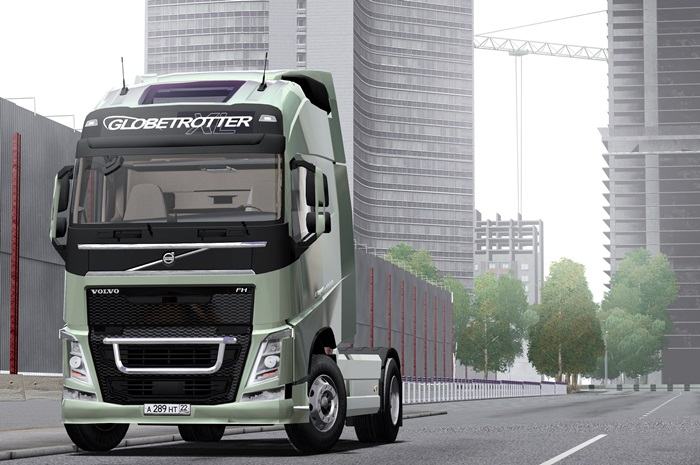 Photo of City Car Driving 1.5.3 – Volvo FH 2014 Kamyon Modu