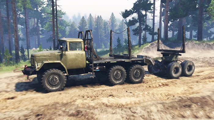 Photo of Spintires 2014 – Zil 131 Kamyon Modu V1.1