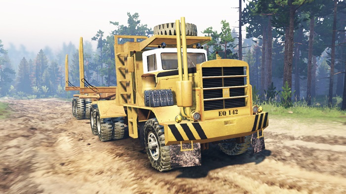 Photo of Spintires 2014 – Hayes HDX Kamyon Modu