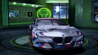 Photo of NFS Carbon – BMW 3.0 CSL Hommage R