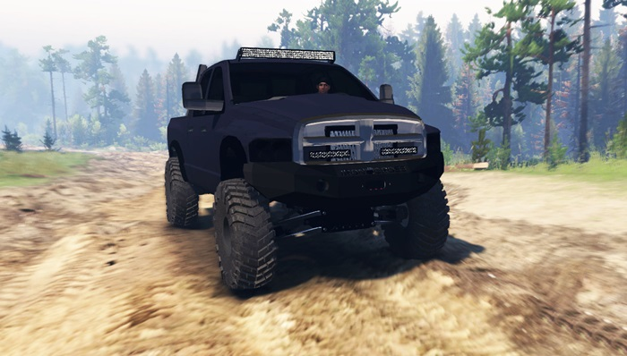 Photo of Spintires 2014 – Dodge Ram 2500 2005