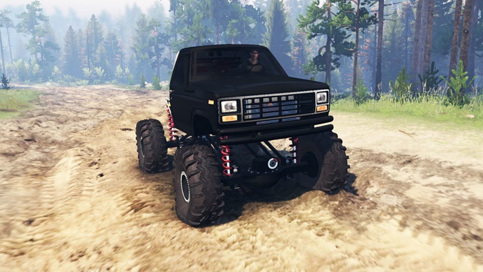 Photo of Spintires 2014 – Ford F-150 TTC
