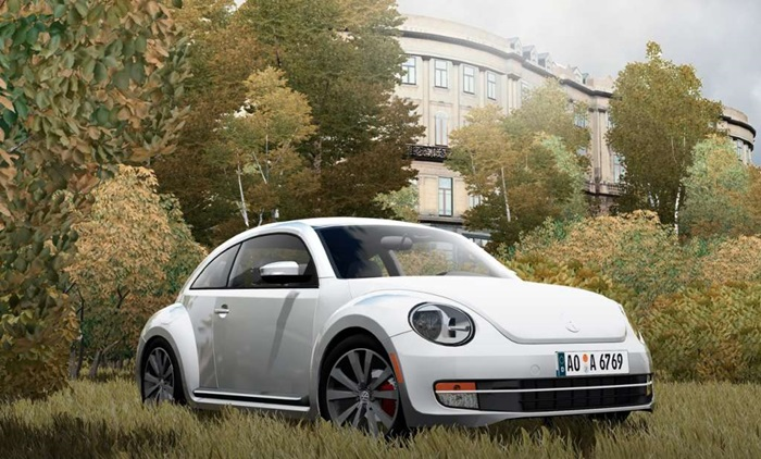Photo of City Car Driving 1.5.4 – Volkswagen Beetle 2011 Model Araba Yaması