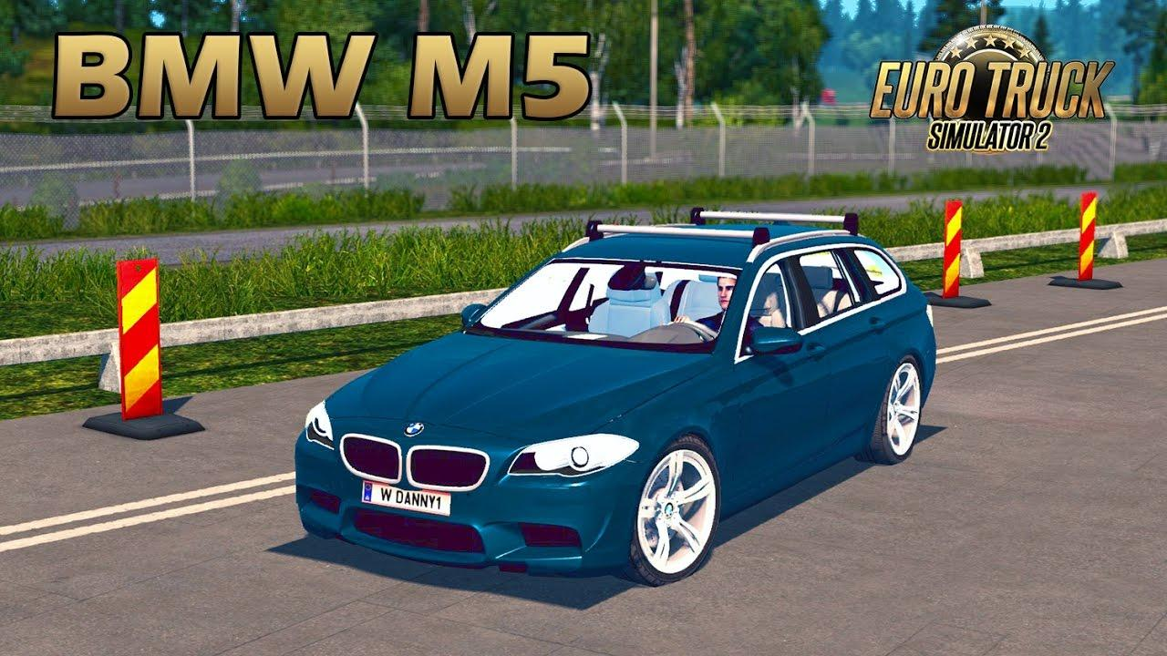 Photo of Euro Truck 2 – BMW M5 E60 Araba Yaması V11