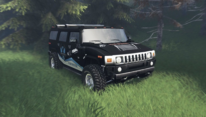 Photo of Spintires 2014 – Hummer H2 TrophyStorm