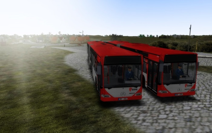 Photo of Omsi 2 – Mercedes-Benz Citaro 0530 SVHI Skin Paketi V2.1