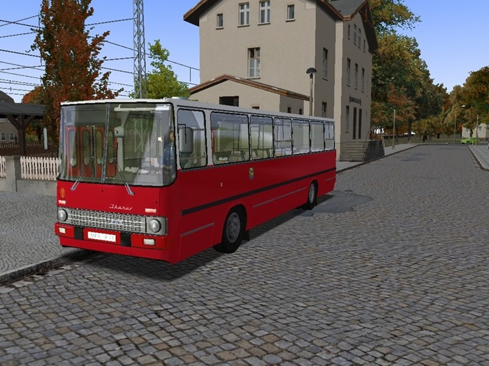Photo of Omsi 2 – Ikarus 260.43 DDR Overland V1