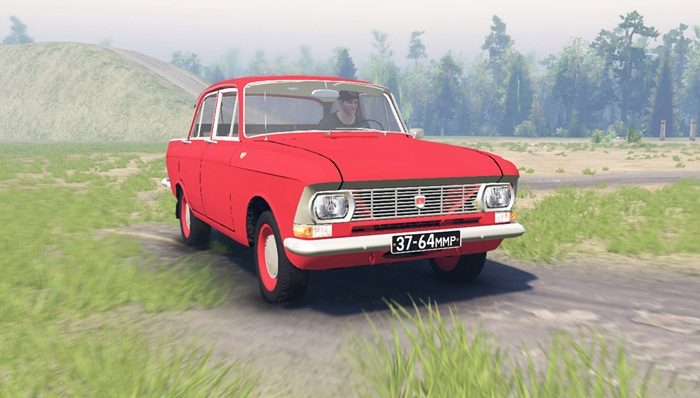 Photo of Spintires 2014 – Moskvich 412 V2