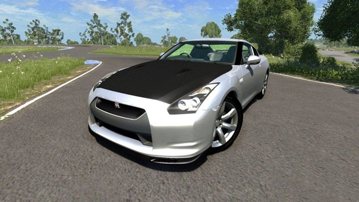 Photo of Euro Truck 2 – Nissan Skyline GTR [1.27.x]