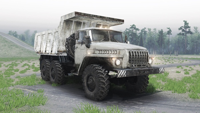 Photo of Spintires 2014 – Ural 4320 Kamyon Modu