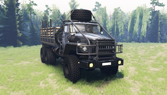 Photo of Spintires 2014 – Ural 43260 Kamyon Modu V2