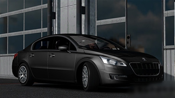 Photo of Euro Truck 2 – Peugeot 508 Araba Yaması [1.28]