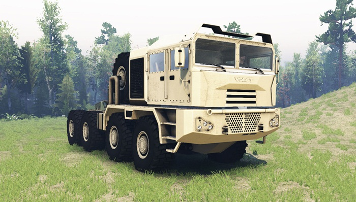 Photo of Spintires 2014 – MZKT Volat 741351 Kamyon Modu