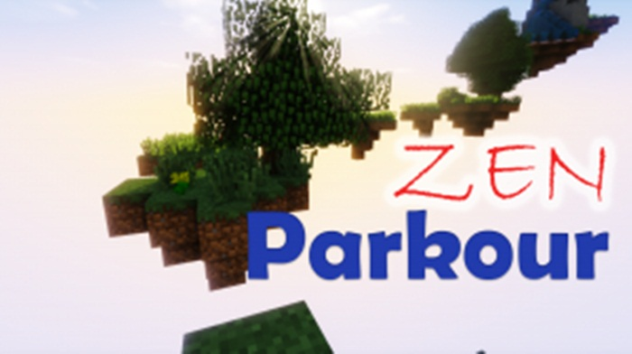Photo of Minecraft – Zen Parkur Haritası