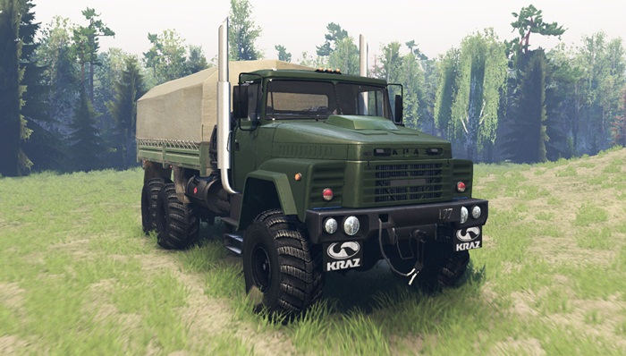 Photo of Spintires 2014 – KrAZ 260 Kamyon Modu