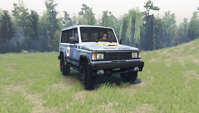 Photo of Spintires 2014 – UAZ 3170 Simbir