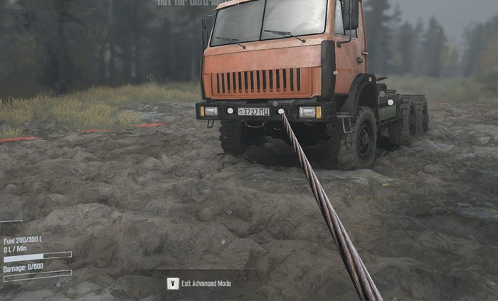Photo of Spintires: MudRunner – Halat Vinç Doku Modu