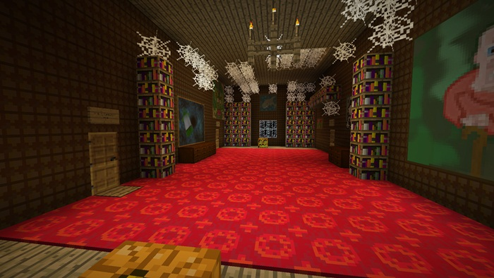 Photo of Minecraft – Haunt Bulvar Evi Haritası