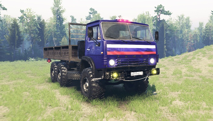 Photo of Spintires 2014 – KamAZ 53212 Kamyon Modu v8.1