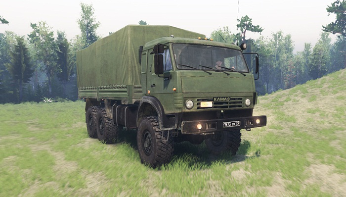 Photo of Spintires 2014 – KamAZ 53501 Kamyon Modu
