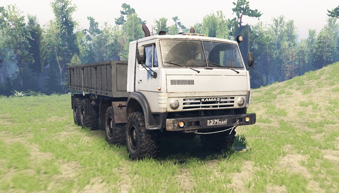 Photo of Spintires 2014 – KamAZ 6350 Mustang Kamyon Modu