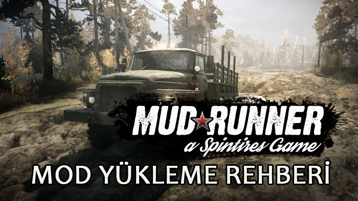 Photo of SpinTires: Mudrunner Mod Nasıl Yüklenir ?
