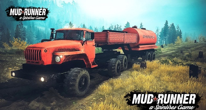 Photo of SpinTires: Mudrunner – Ural-4320-41 SVE Kamyon Modu V1
