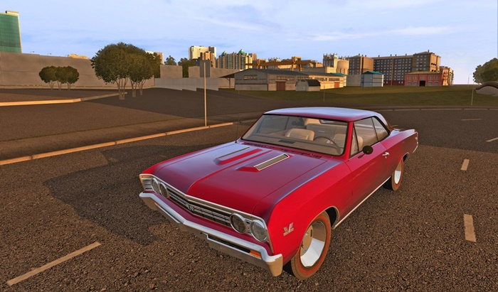Photo of City Car Driving 1.5.4 – Chevrolet Chevelle SS 396 1967 Model
