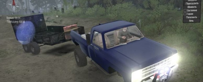 Photo of SpinTires MudRunner – Chevy K20 0.1.1