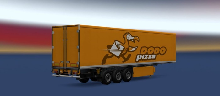 Photo of ETS 2 – Dodo Pizza Dorse Modu [1.30]