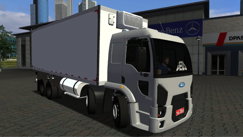 Photo of German Truck Simulator – Ford Cargo 1932 Frigo Kasalı