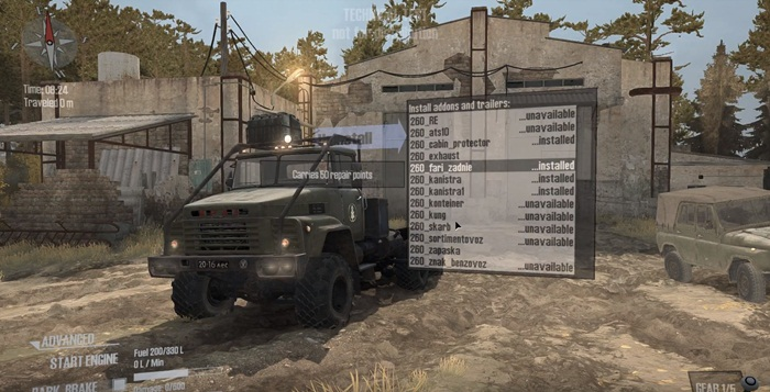 Photo of SpinTires MudRunner – Kraz-260 Kamyon Modu V1.1