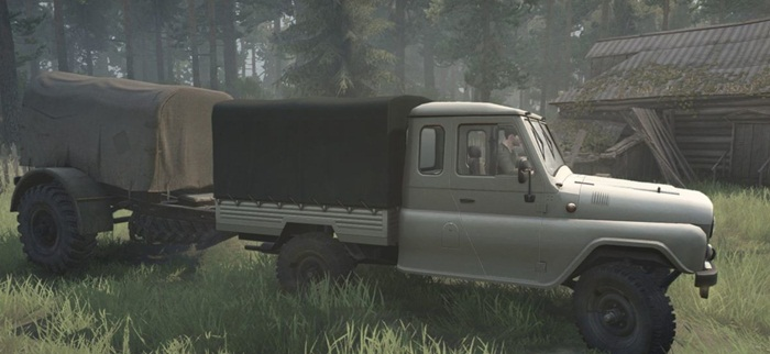 Photo of SpinTires MudRunner – Oise-2315 Kamyonet