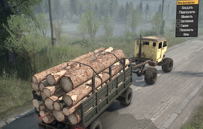 Photo of SpinTires MudRunner – Rat Kamyon V1