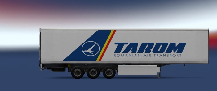 Photo of Euro Truck 2 – Tarom Dorse Modu [1.30]
