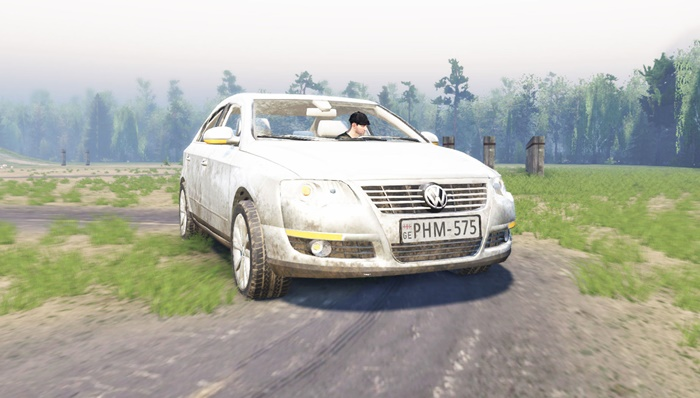 Photo of Spintires 2014 – Volkswagen Passat (B6)