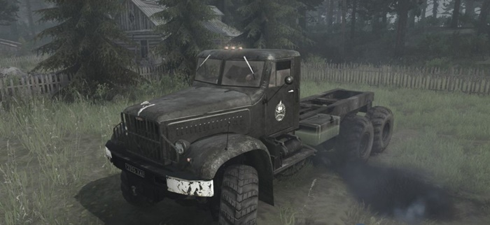 Photo of SpinTires MudRunner – Yaaz 214 Kamyon Modu V1