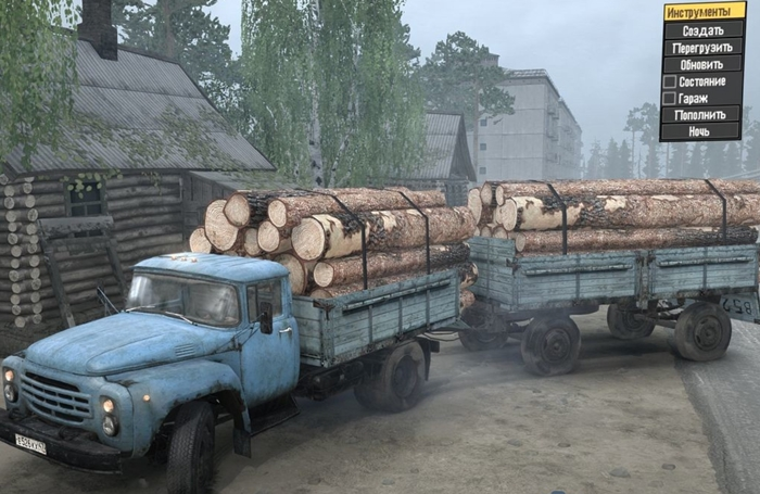 Photo of SpinTires MudRunner – Zil-130 Kamyon Modu
