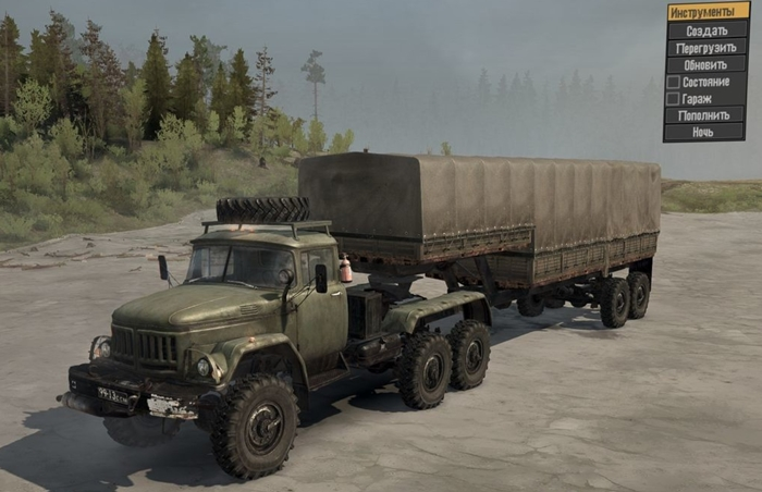 Photo of SpinTires MudRunner – Zil-137 MRE Kamyon Modu