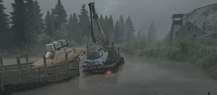 Photo of SpinTires MudRunner – Golimy Çift Harita V1