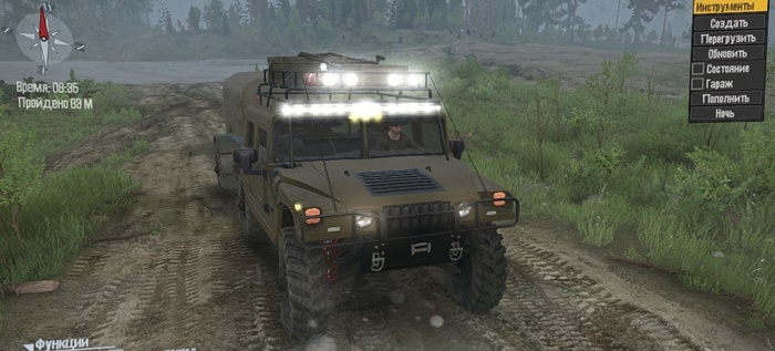 Photo of SpinTires MudRunner – Hummer H1 V1.3
