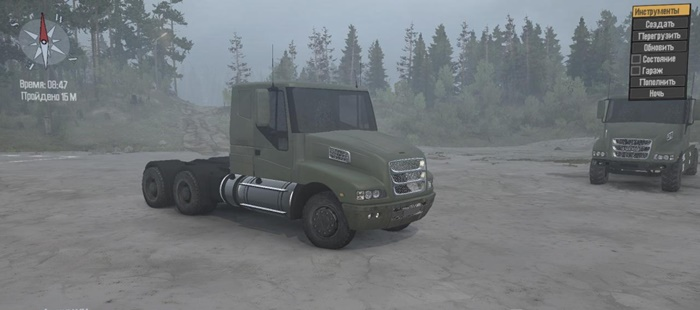 Photo of SpinTires MudRunner – Iveco Strator Kamyon Modu v0.1