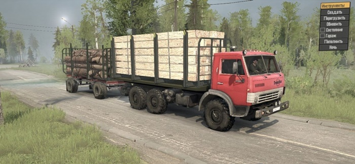Photo of SpinTires MudRunner – Kamaz 4310 Paketi